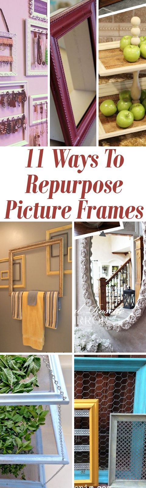 11 Inspiring Uses For Picture Frames 230
