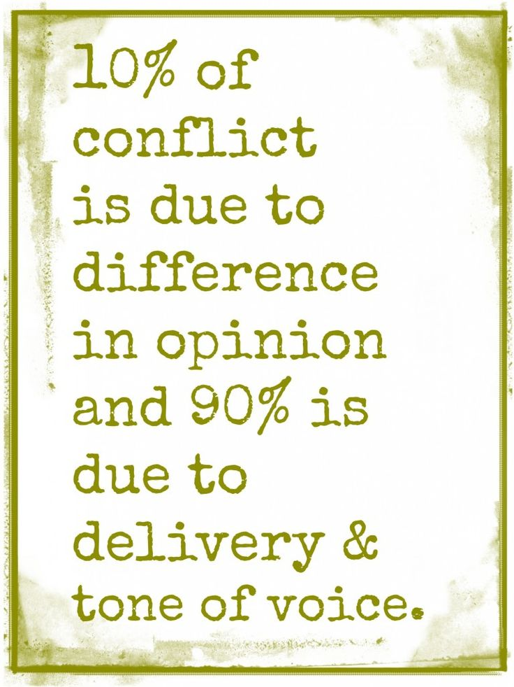 How do you handle conflict? Great ideas for your family.