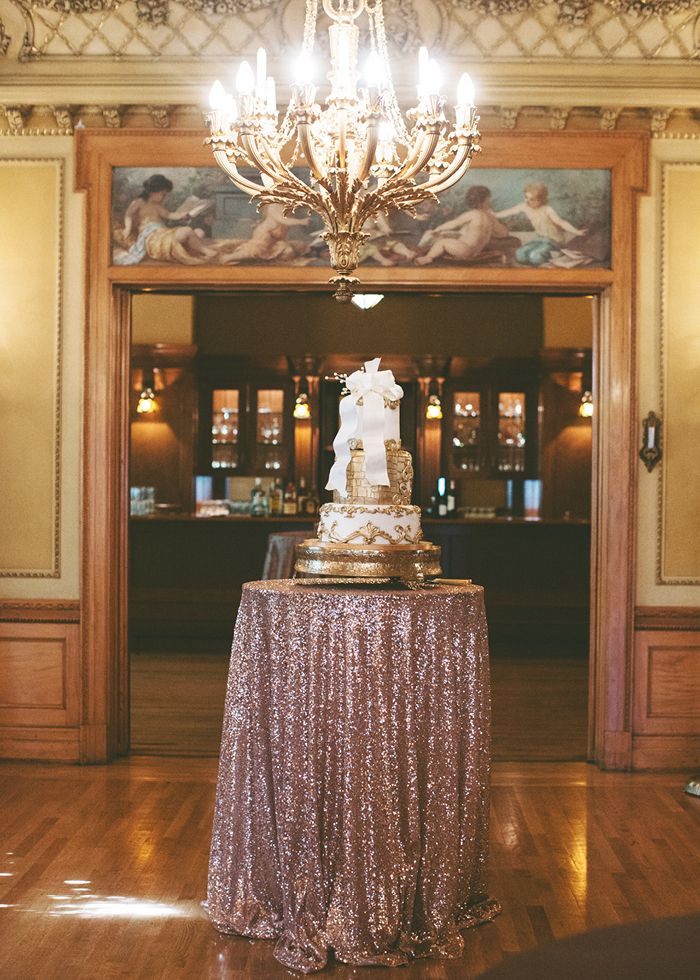 Elegance knows no bounds at the McCune Mansion. Photo courtesy of Alixann Loosle.