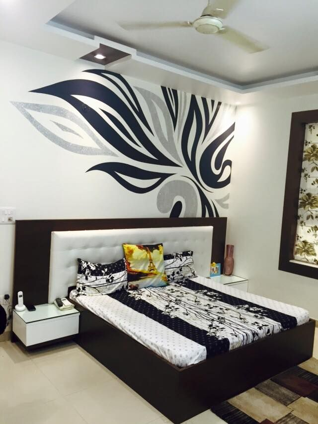 Residence Interiors Modern Style Bedroom By Akaar Architects Modern Homify Interior Design Bedroom Quality Bedroom Furniture Traditional Bedroom Decor