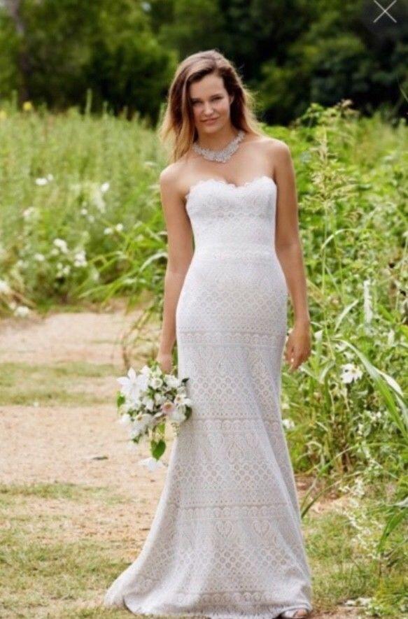 02d8d9df5ae Watters Lana Wedding dress  fashion  clothing  shoes  accessories  wedding   weddingdresses (ebay link)