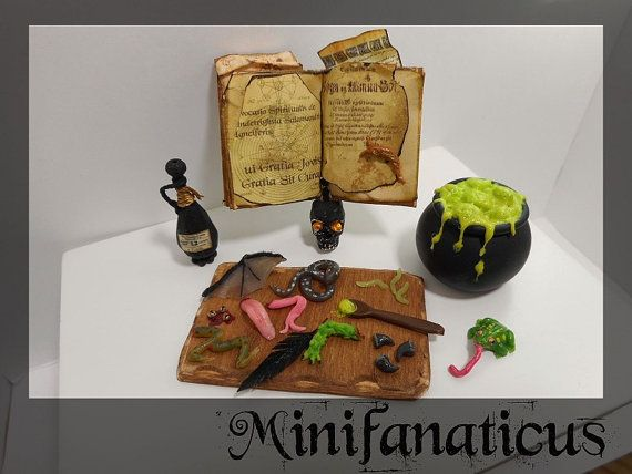 Macbeths, three witches brew.. relased custom