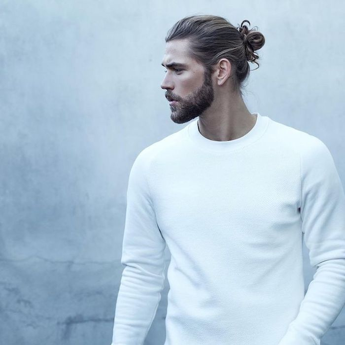 1001 Ideen Zum Thema Langhaarfrisuren Manner Lange Haare