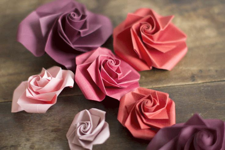 Best 25 my cousin ideas on pinterest cousin christmas presents christmas presents for - Origami rose facile ...