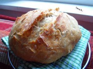 Zobrazit detail - Recept - Levný chléb od Ládi Hrušky - za 12 kaček super chleba