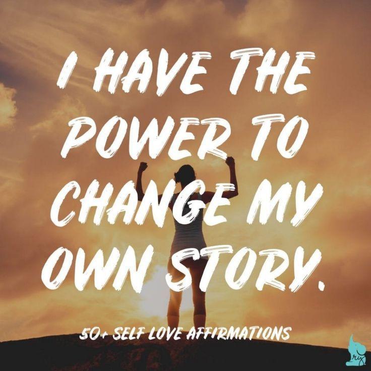 50+ Self Love Affirmations