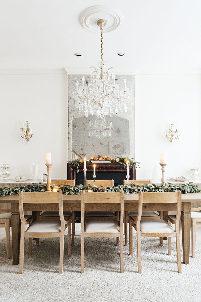 The Only Holiday Décor Trends Your Home Needs This Year via @MyDomaine