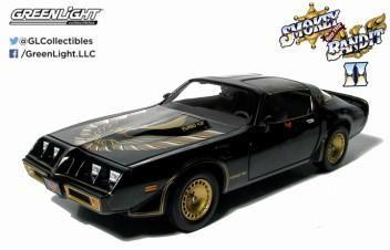 1:18 PONTIAC FIREBIRD TRANS AM TURBO 4.9L SMOKEY & THE BANDI