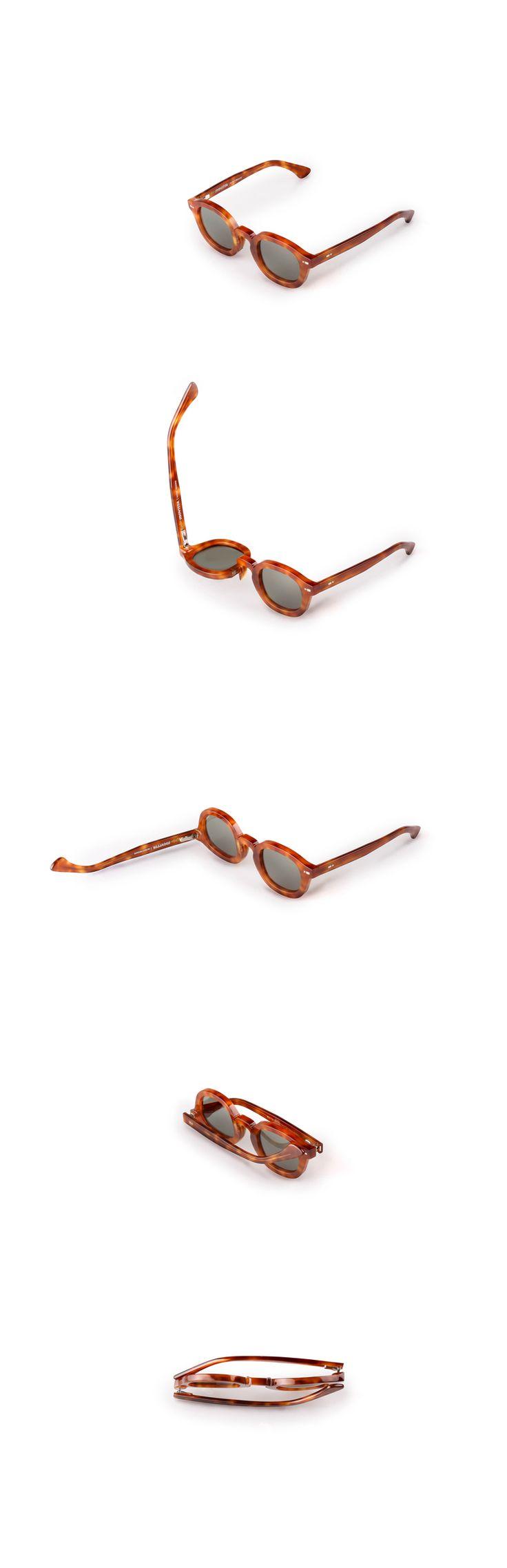 Movitra 115 - Havana chiaro con lente verde #sunglasses #movitra #movitraspectacles #spectacles #glasses #eyewear