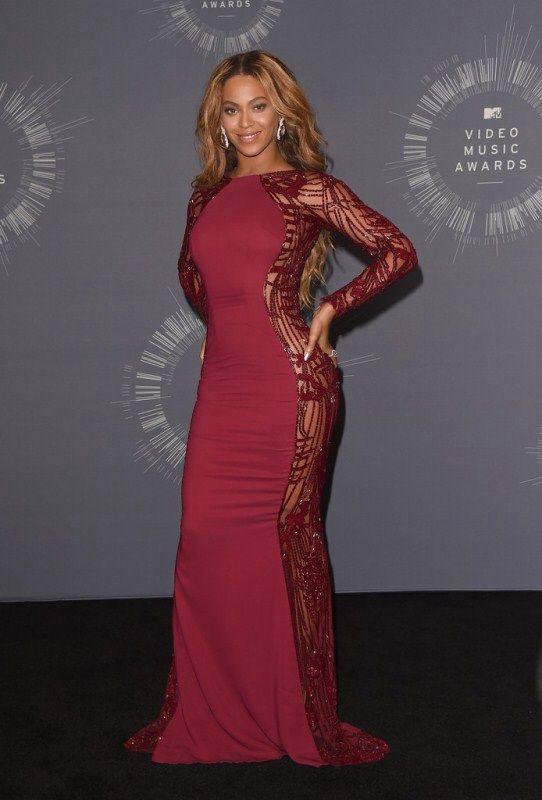 Beyoncé, VMA, Gala, party dress, long dress, fashion, style