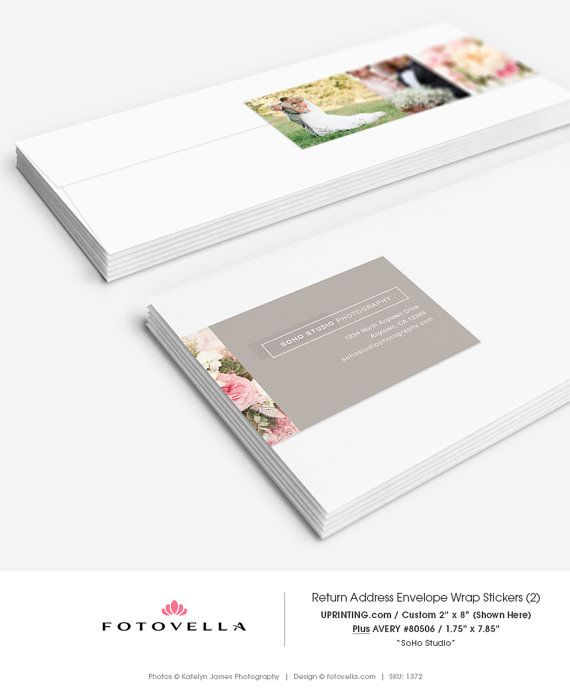 Más de 25 ideas increíbles sobre Address label template en - Return Address Label Template