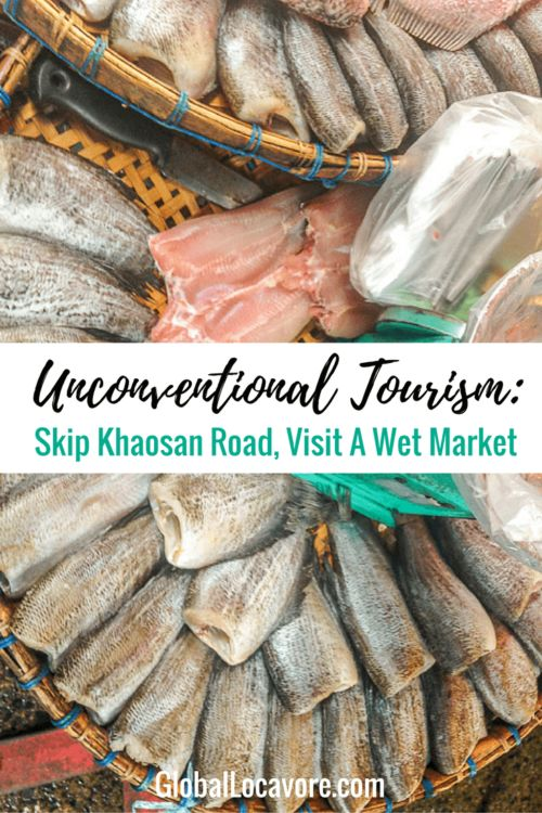Unconventional Tourism Suggestion: Skip Khaosan Road, the overcrowded, touristy…
