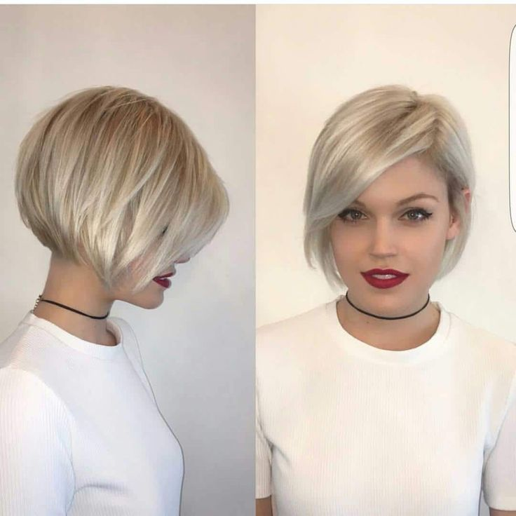 awesome  Short Hairstyles Instagram