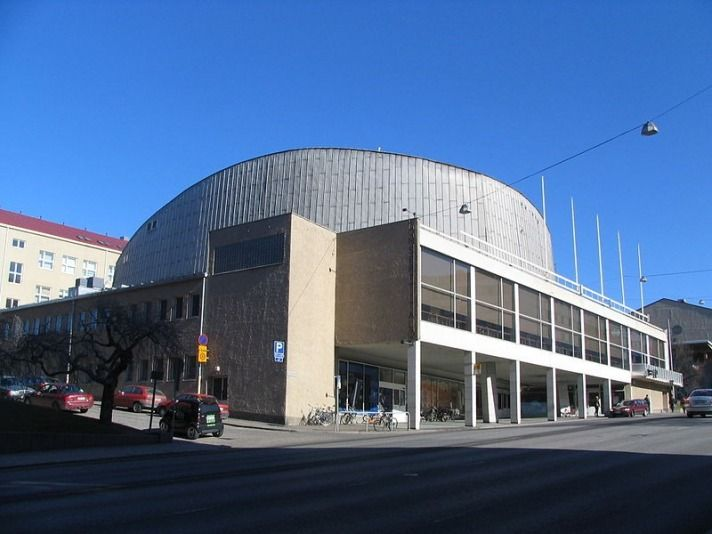 Turku Concert Hall (Wikipedia/Zache, CC BY-SA 3.0)