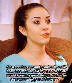 Alexis Neiers talking about how amazing she is, hahahahaha. #PrettyWild #hilarious #iloveit