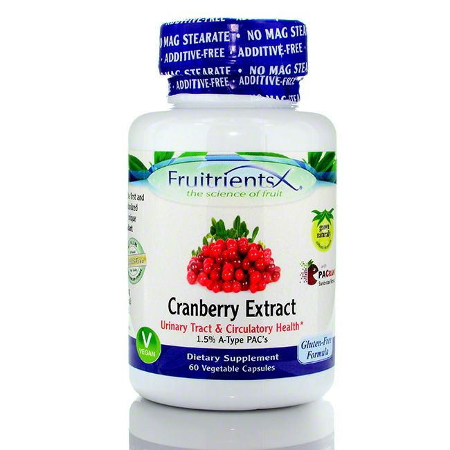 Fruitrients-X Cranberry Extract, 60 count: Fruitrients-X Cranberry Extract… #Live_Superfoods #cranberry #extract #fruitrients #live