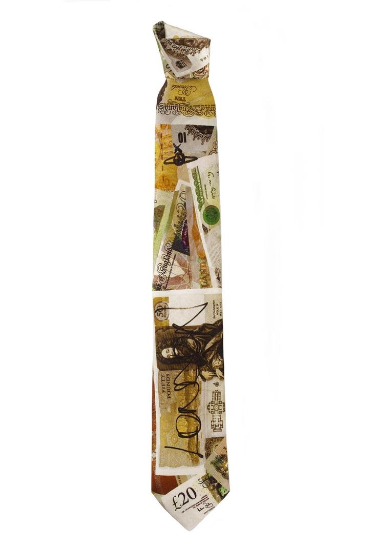 Money Print TIE by Vivienne WestwoodShops, Men Accessories, Westwood Ties, Men Fashion, Prints Ties, Vivienne Westwood