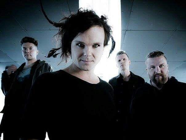 Lauri Ylönen The Rasmus. Adorable Band
