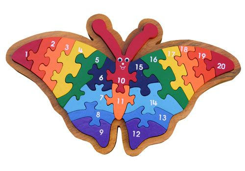 Butterfly puzzle $49.95