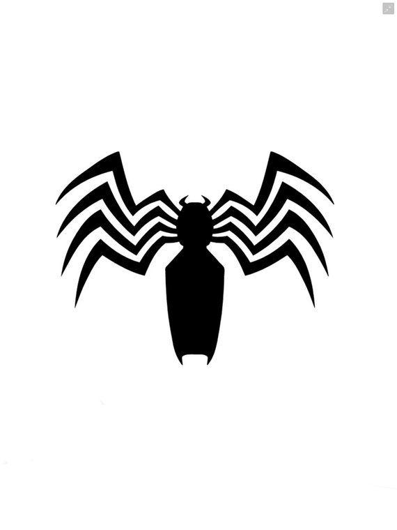 Venom v2 Decal FREE US SHIPPING