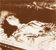 St. Maria Goretti's incorrupt body, just saw this!
