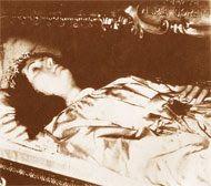 St. Maria Goretti's incorrupt body