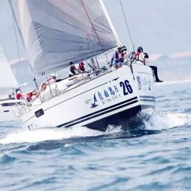 The 2017 Sinan #Regatta race will be held from April 15th to 22nd, with Sanya and Sansha being the two race locations!