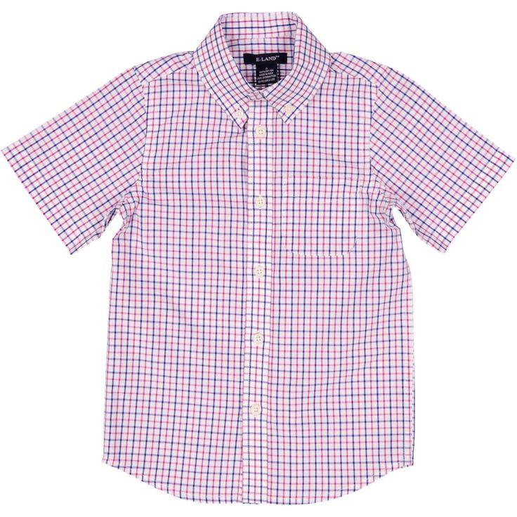 Tattersall Shirt - Short Sleeve