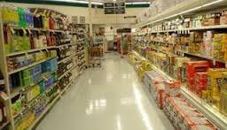 contenedores presentadores de una tienda: son exhibidores metálicos donde se exponen los productos de forma desordenada para crear sensación de oferta.
