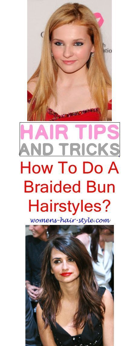A Bun For Long Hair Pixie Hairstyles Pinterest Hair Styles