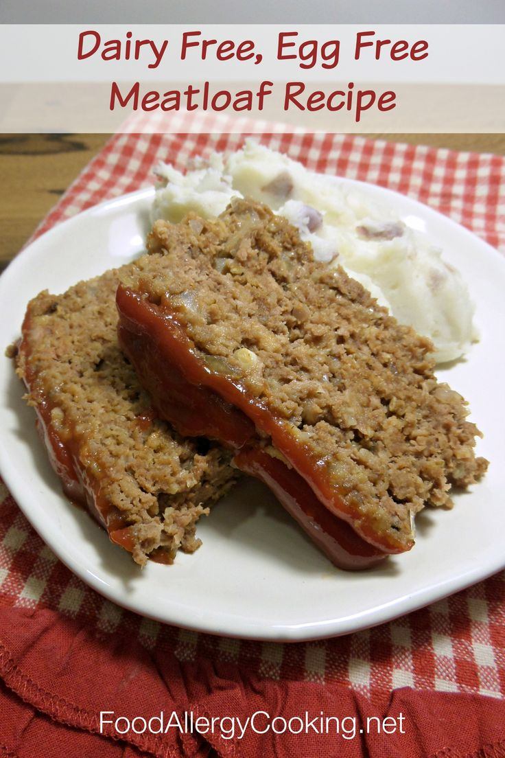 Gluten free meatloaf on Pinterest | Meatloaf recipe oatmeal, Meatloaf ...