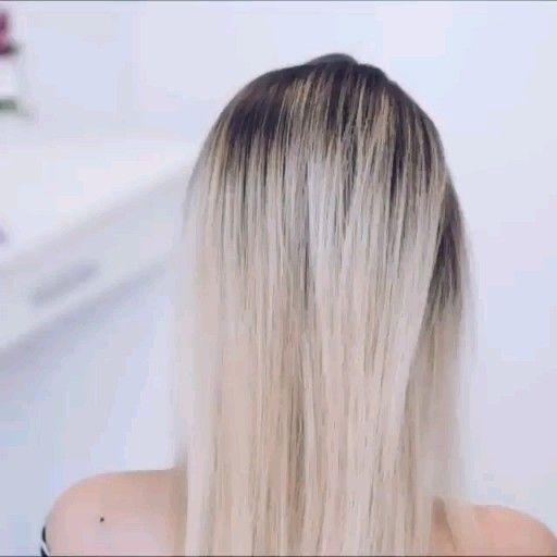 Frisur Perfektion (Sie müssen sehen)