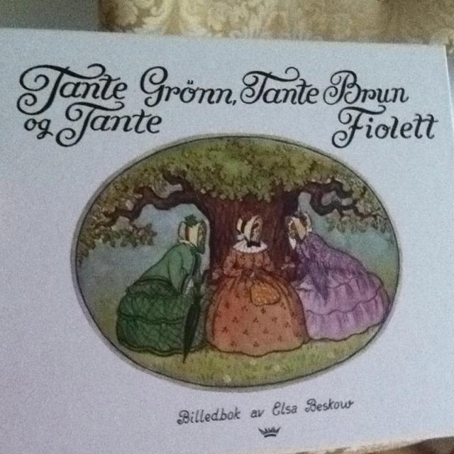Tant Grön, Tant Brun och Tant Gredelin