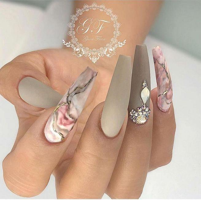 13 Unique Spring Nail Art Design Ideas Fashionable Nail Designs Beautiful Nails Spring Nail Art