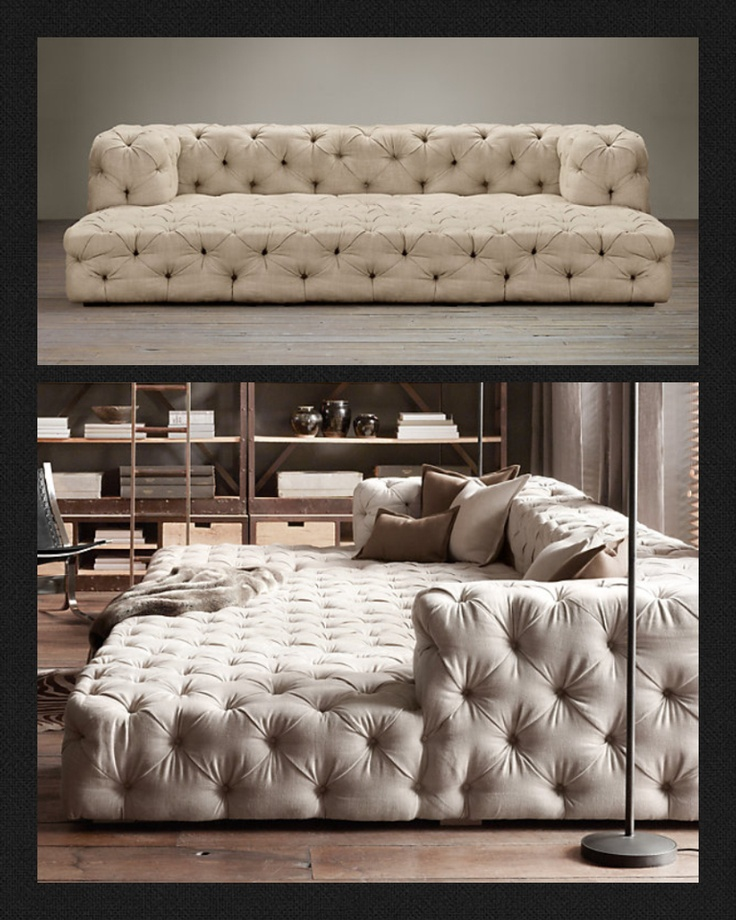 Yes Please! Just Need A Bigger House.. Soho Tufted Daybed