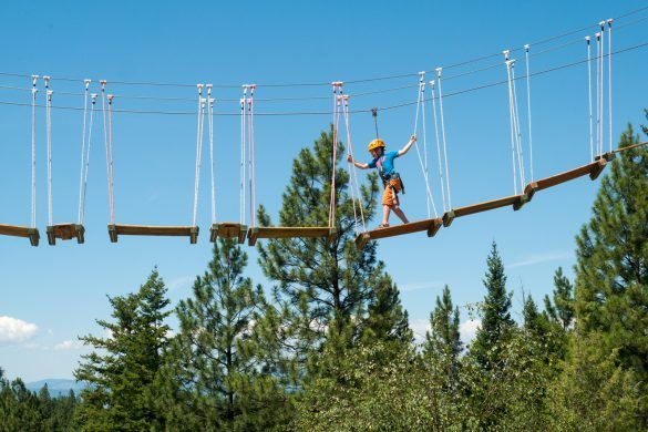 Exploring Myra Canyon Adventure Park: 5 Tips for Visiting with Kids