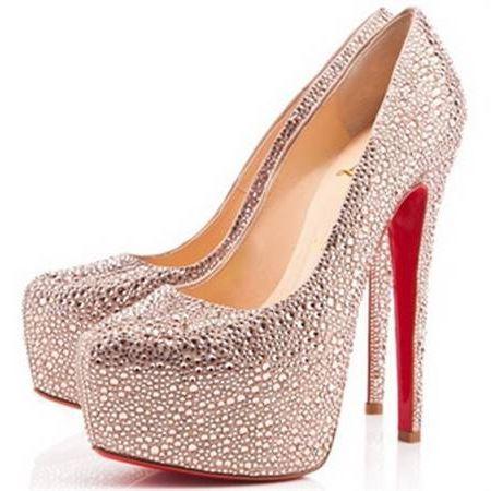 Nice Peach high heels 2018/2019 Check more at http://newclotheshop.com/dresses-review/peach-high-heels-20182019/