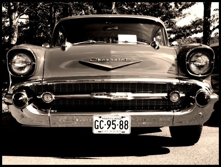 '57 Chevy by ClintonKun.deviantart.com on @deviantART