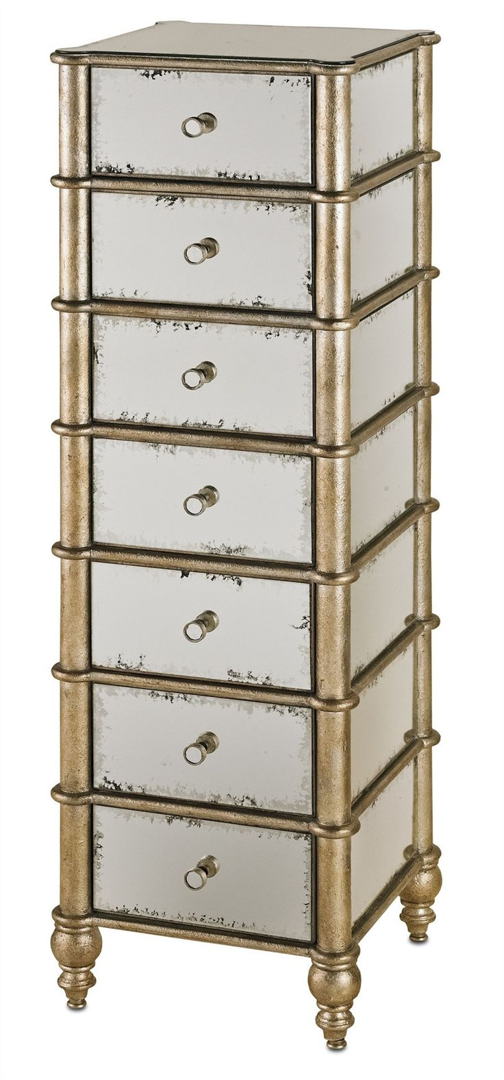 Harlow Seven Drawer Chest Design By Currey U0026 Company