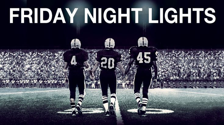 Friday Night Lights is a 2004 sports drama film, directed by Peter Berg, which documents the coach and players of a high school football team and the Texas city of Odessa that supports and is obsessed with them. The book on which it was based, Friday Night Lights: A Town, a Team, and a Dream, was authored by H. G. Bissinger and follows the story of the 1988 Permian High School Panthers football team as they made a run towards the state championship.