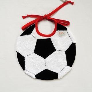 #baby, #bib, #football, #italy, #souspeu