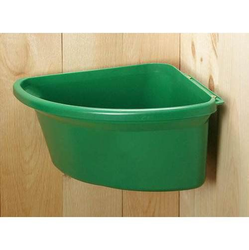 Rubber Feed Trough: Fortiflex® Corner Feeder $16.99