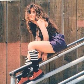 Gloria Trevi 1994 | Pelo suelto <3