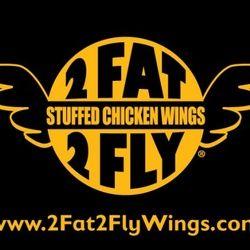 2 Fat 2 Fly Stuffed Chicken Wing Truck