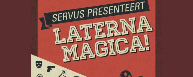 Muziektheater Servus Almelo speelt Laterna Magica