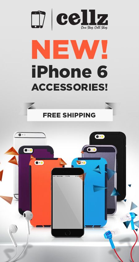 Hot New iPhone 6 Cases #cases #iphone6 #covers #newiphone  #cellz #bestdeals #iphone6case