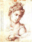Cleopatra 1533-34  by Michelangelo Buonarroti