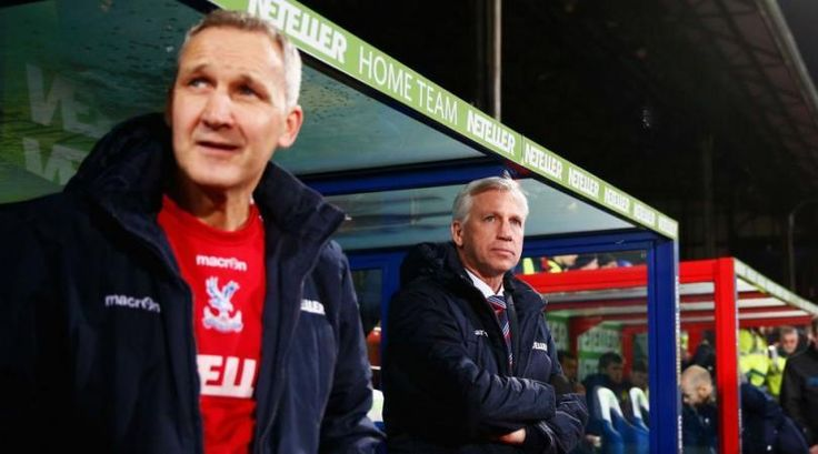 Millen: Palace confident at fortress Selhurst
