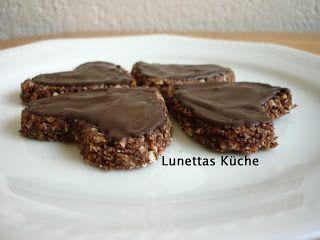 Lunettas Küche: Ungebackene Kekse
