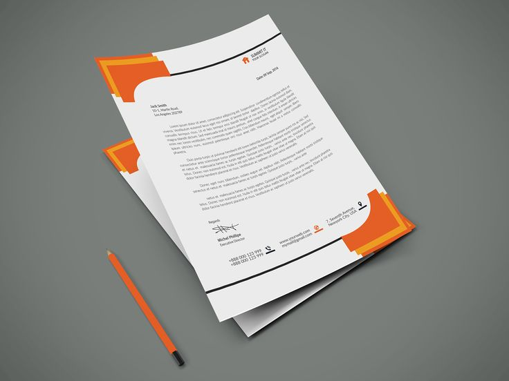 27+ Free Letterhead Templates with PSD Word AI EPS Vector File Download